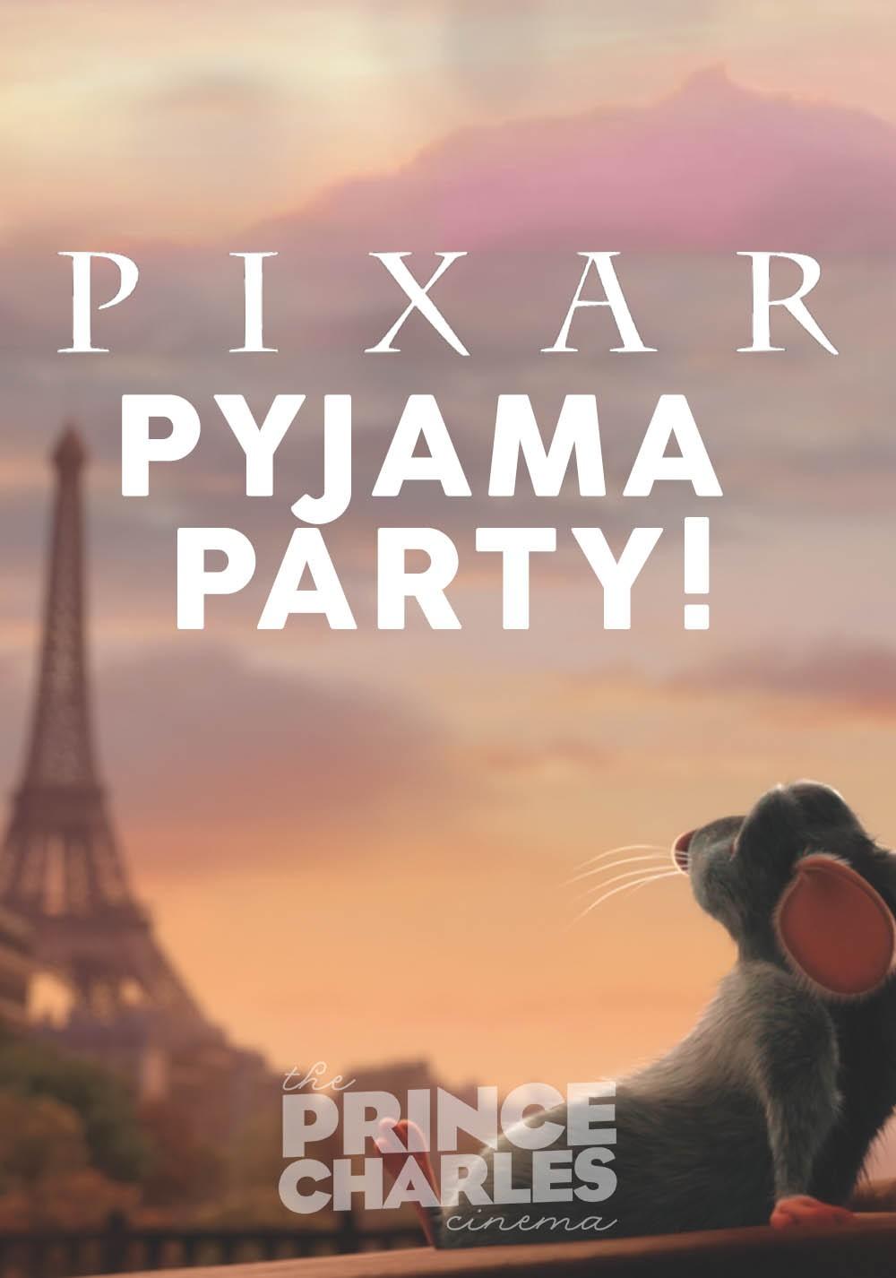 PIXAR PYJAMA PARTY