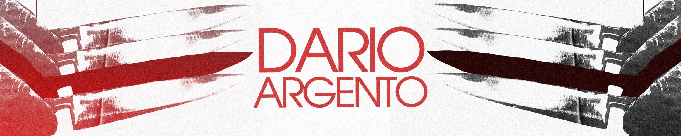 DARIO ARGENTO - NEW RESTORATIONS