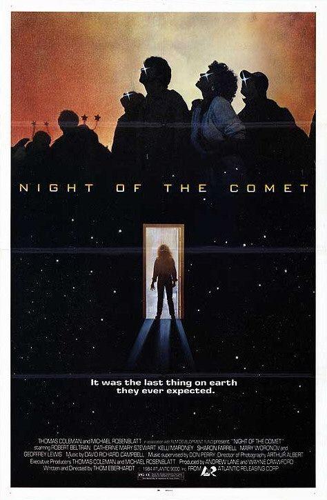 NIGHT OF THE COMET