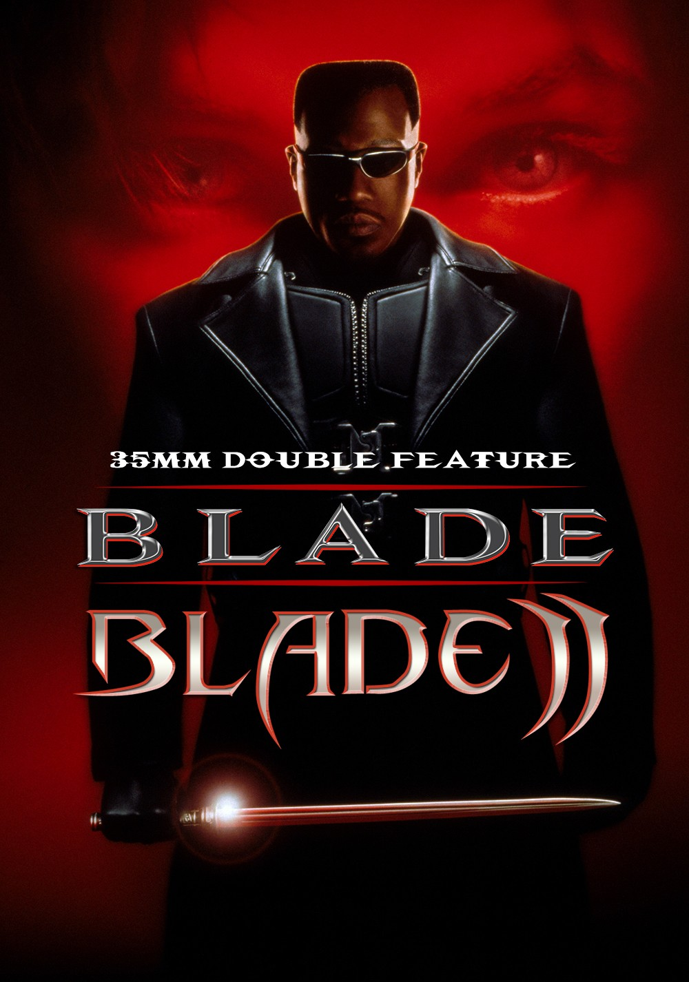BLADE DOUBLE FEATURE