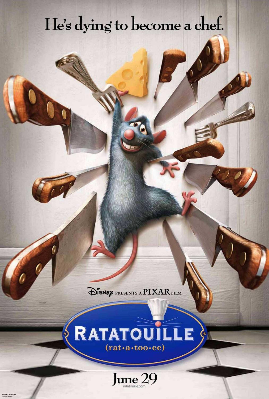 RATATOUILLE (rat•a•too•ee)