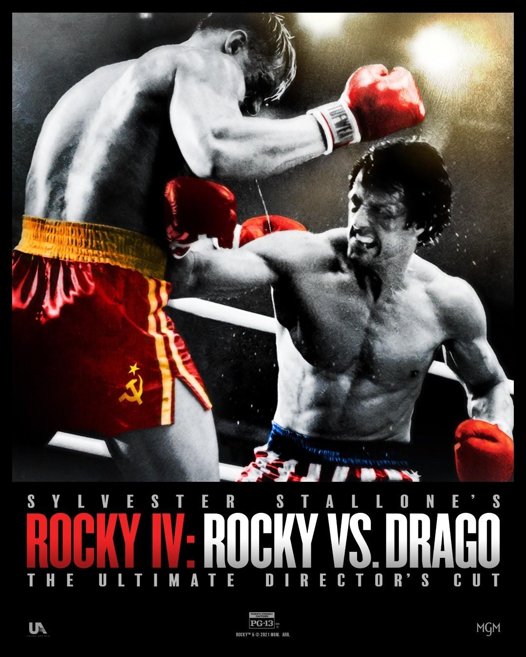 ROCKY IV : ROCKY VS DRAGO [Ultimate Director's Cut]