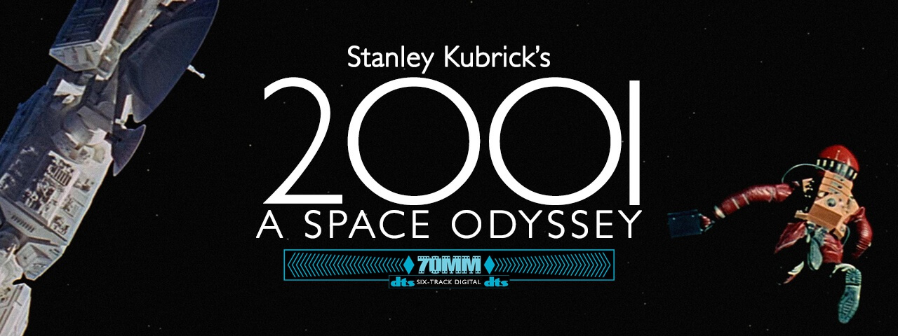 2001 : A SPACE ODYSSEY • Brand New Unrestored 70mm print