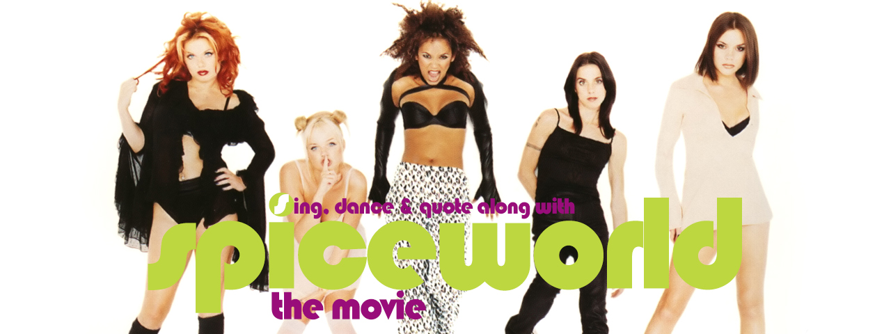 SPICE WORLD •  Sing Along