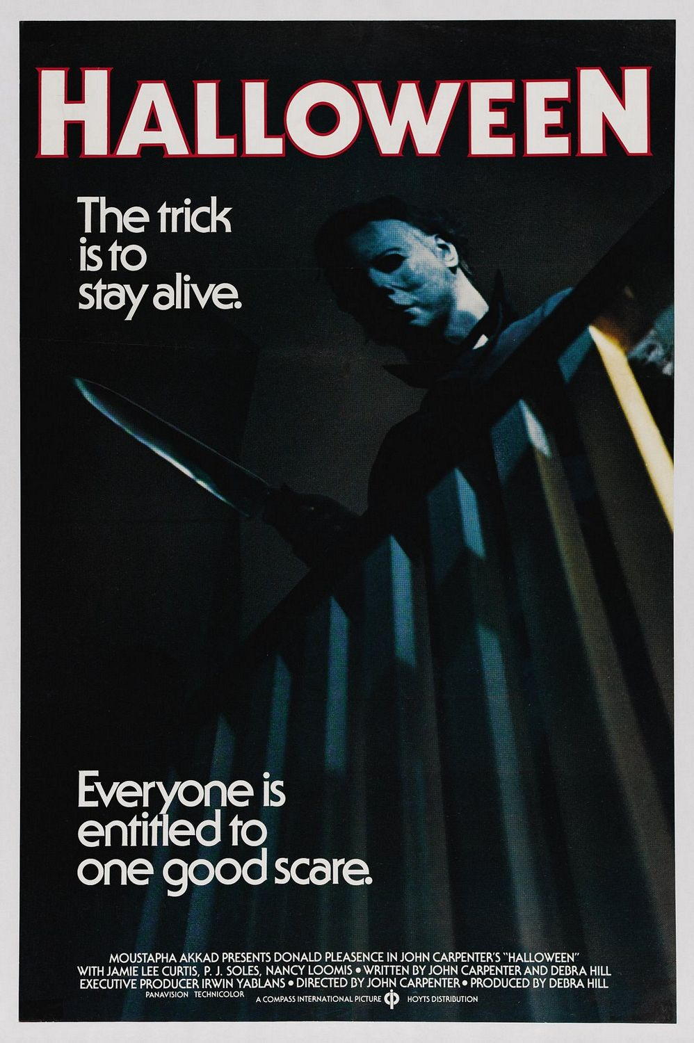 HALLOWEEN [1978] • 40th Anniversary Re-Release