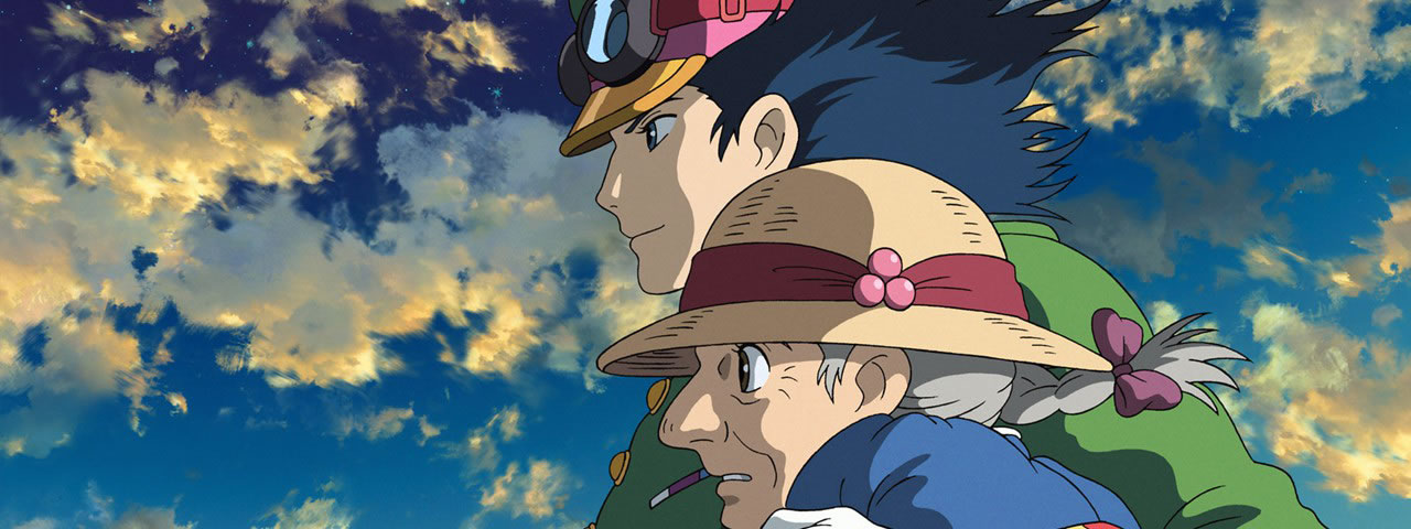 HOWL'S MOVING CASTLE (Dubbed)