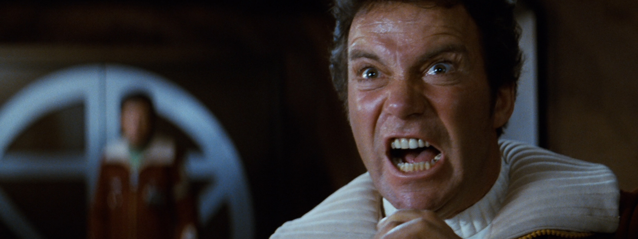 STAR TREK II: THE WRATH OF KHAN • a 70mm presentation