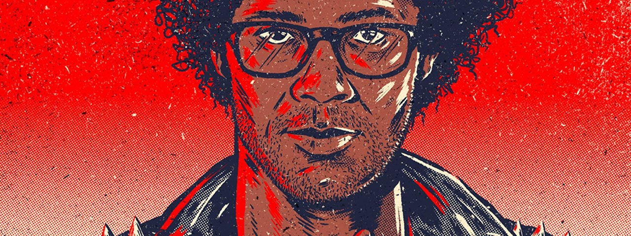 Richard Ayoade presents ROAD HOUSE on 35mm [again]