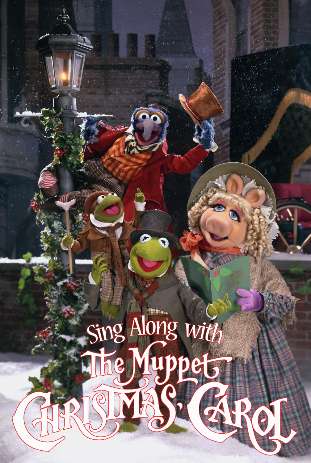 THE MUPPET CHRISTMAS CAROL • Sing Along
