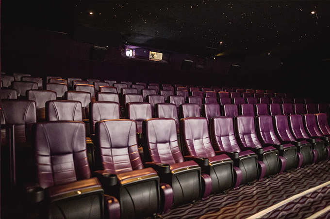 UPSTAIRS SCREEN [104 Seats]