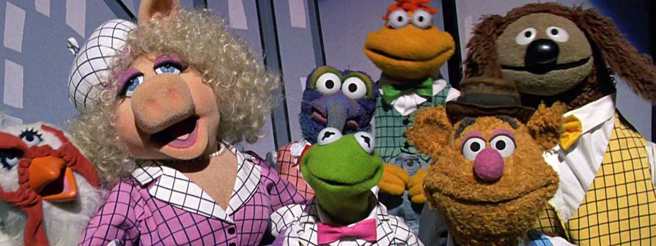 THE MUPPETS TAKE THE PCC!