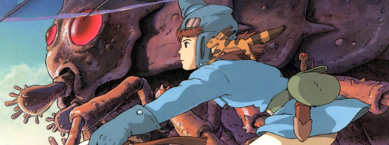 NAUSICAA OF THE VALLEY OF THE WIND [Dubbed]