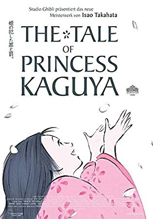 THE TALE OF PRINCESS KAGUYA [Dubbed]