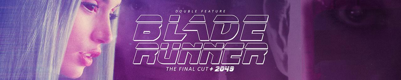 The BLADE RUNNER films