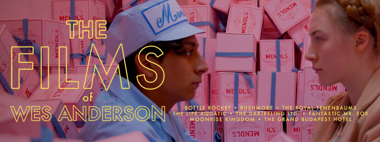 THE FILMS of WES ANDERSON [MARATHON]