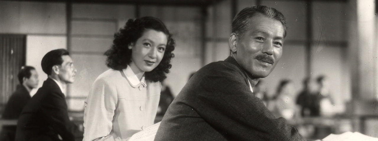 THE FILMS OF YASUJIRÔ OZU • a seasonal selectrospective