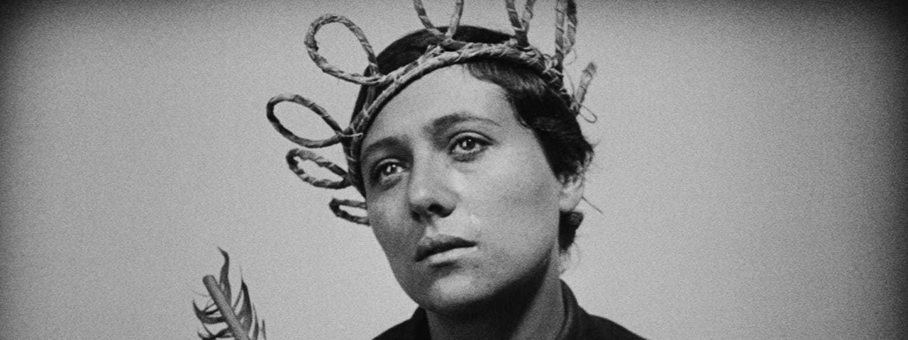 THE PASSION OF JOAN OF ARC [La Passion de Jeanne d'Arc]