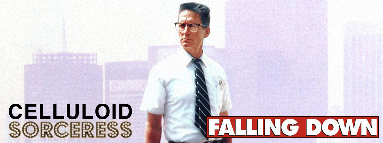 FALLING DOWN • a Celluloid Sorceress 35mm presentation