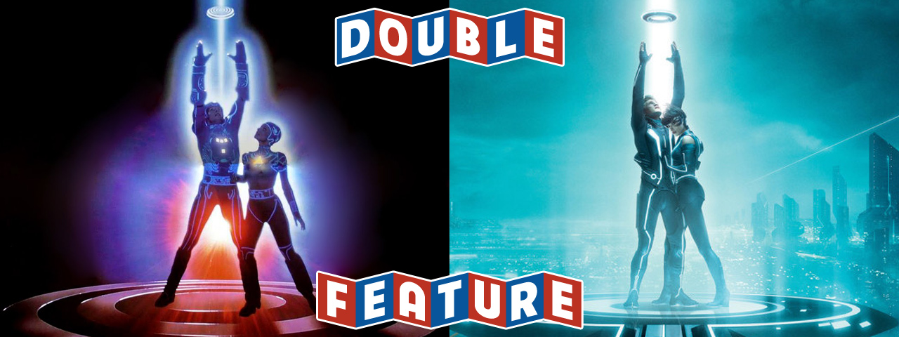 TRON + TRON LEGACY • Double Feature