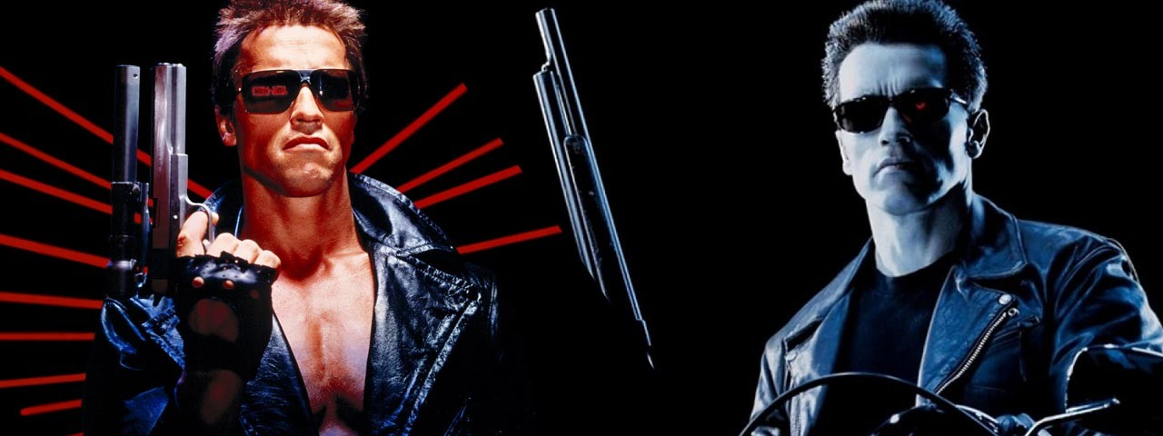 THE TERMINATOR + TERMINATOR II • a JUDGMENT DAY DOUBLE FEATURE