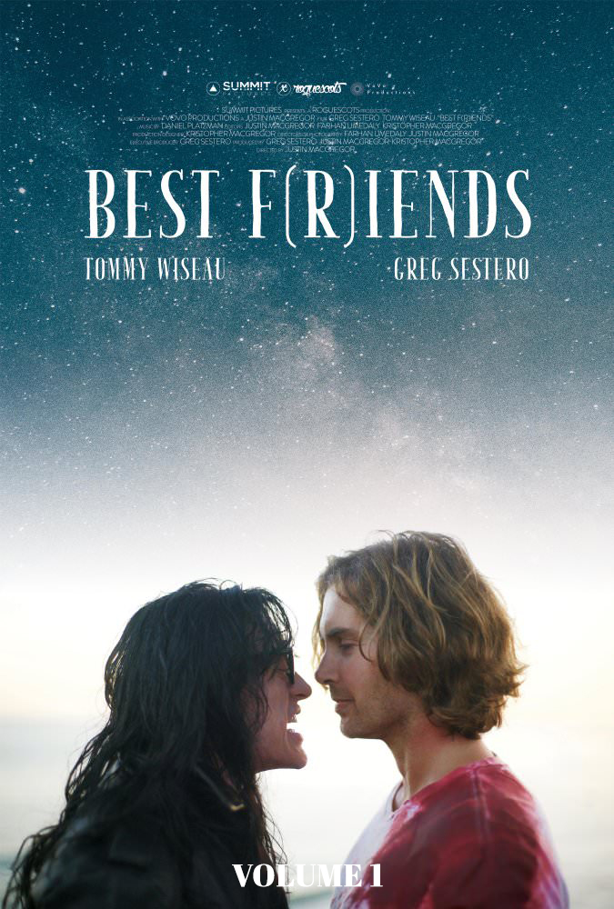 BEST F(R)IENDS • VOLUME 1 & 2 • DOUBLE FEATURE
