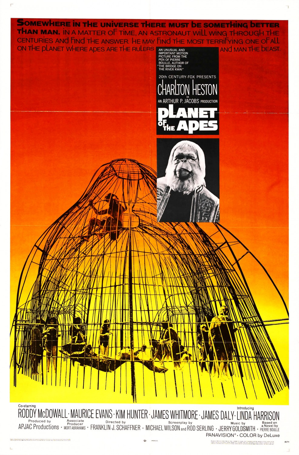 PLANET OF THE APES [1968]
