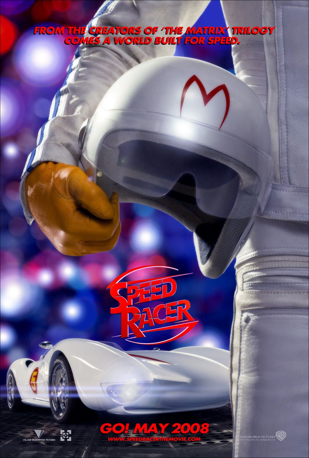 SPEED RACER • a 35mm Celluloid Sorceress presentation