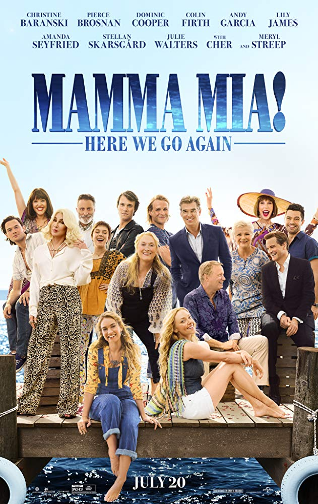 MAMMA MIA! HERE WE GO AGAIN • SING ALONG