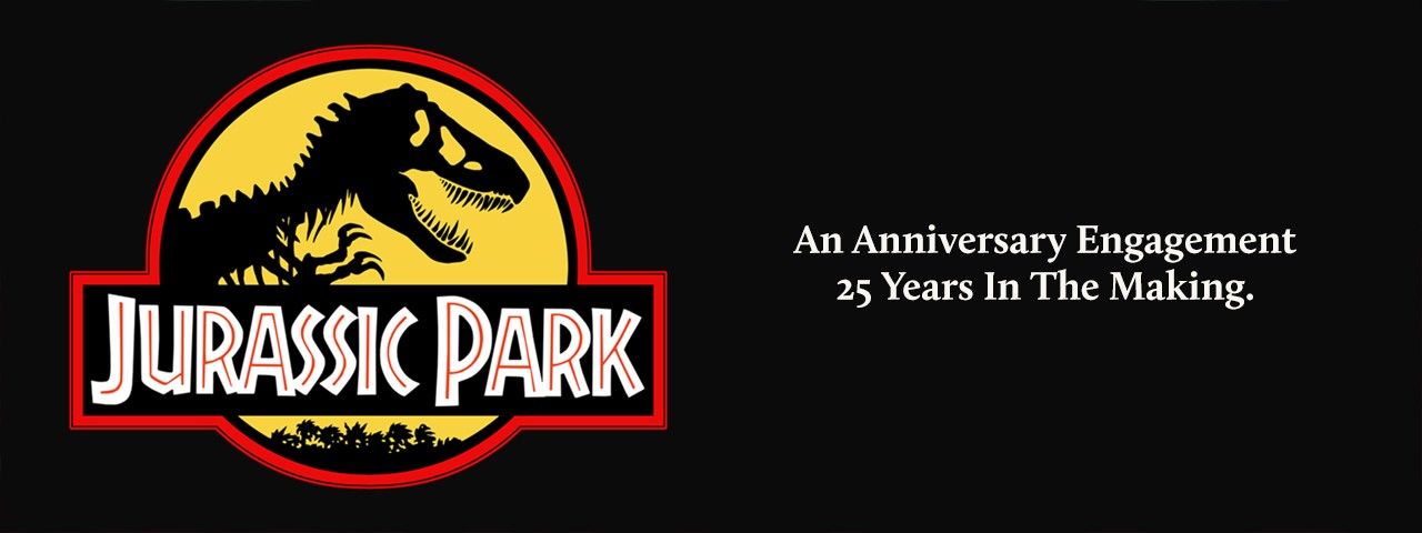 JURASSIC PARK • 25th Anniversary Engagement