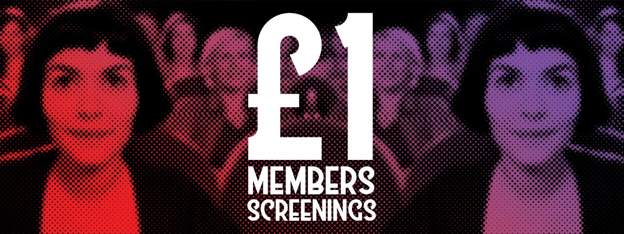 £1 Member Screenings