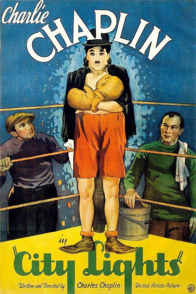 CITY LIGHTS [1931]