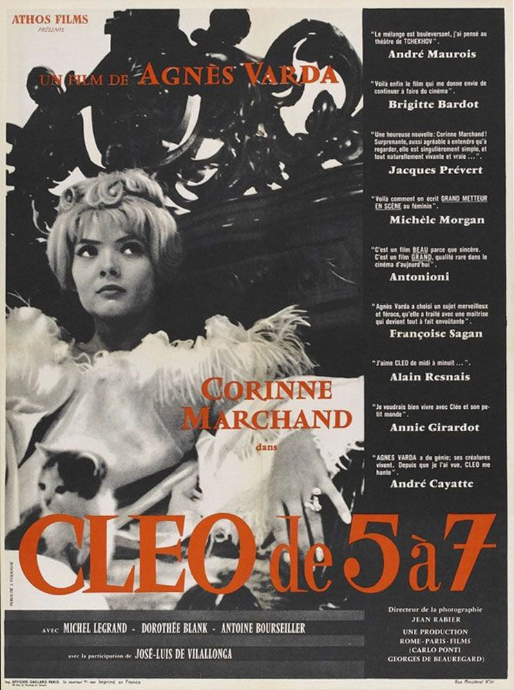 CLEO FROM 5 TO 7 [Cléo de 5 à 7]