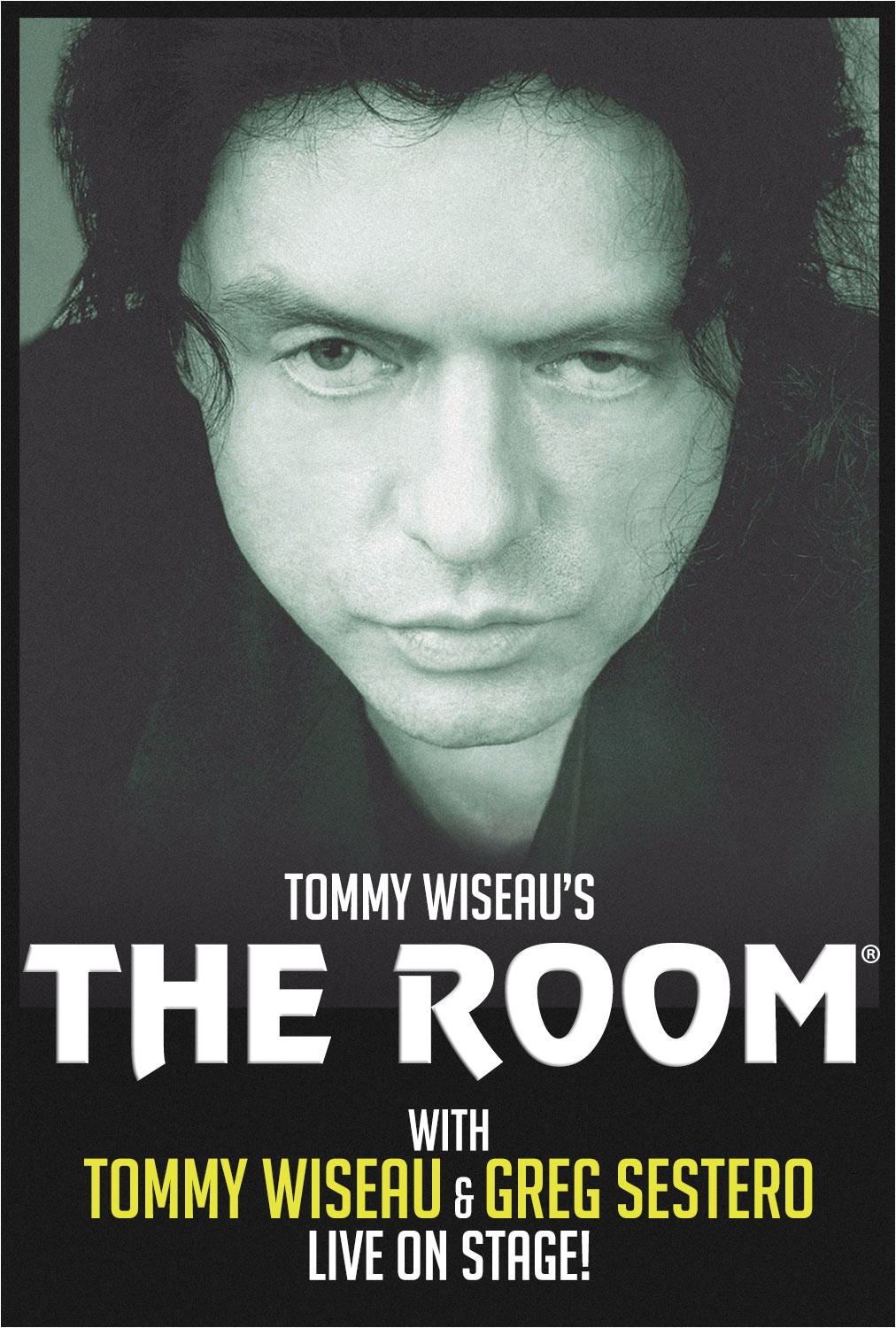 THE ROOM w/ TOMMY & GREG live on stage