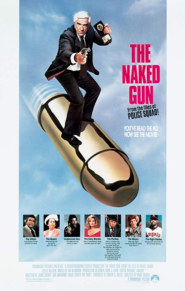 THE NAKED GUN TRILOGY