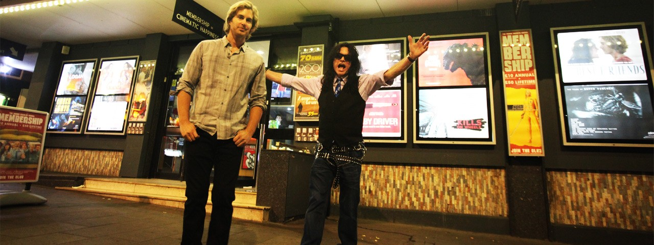 TOMMY WISEAU + GREG SESTERO LIVE AT THE PCC!