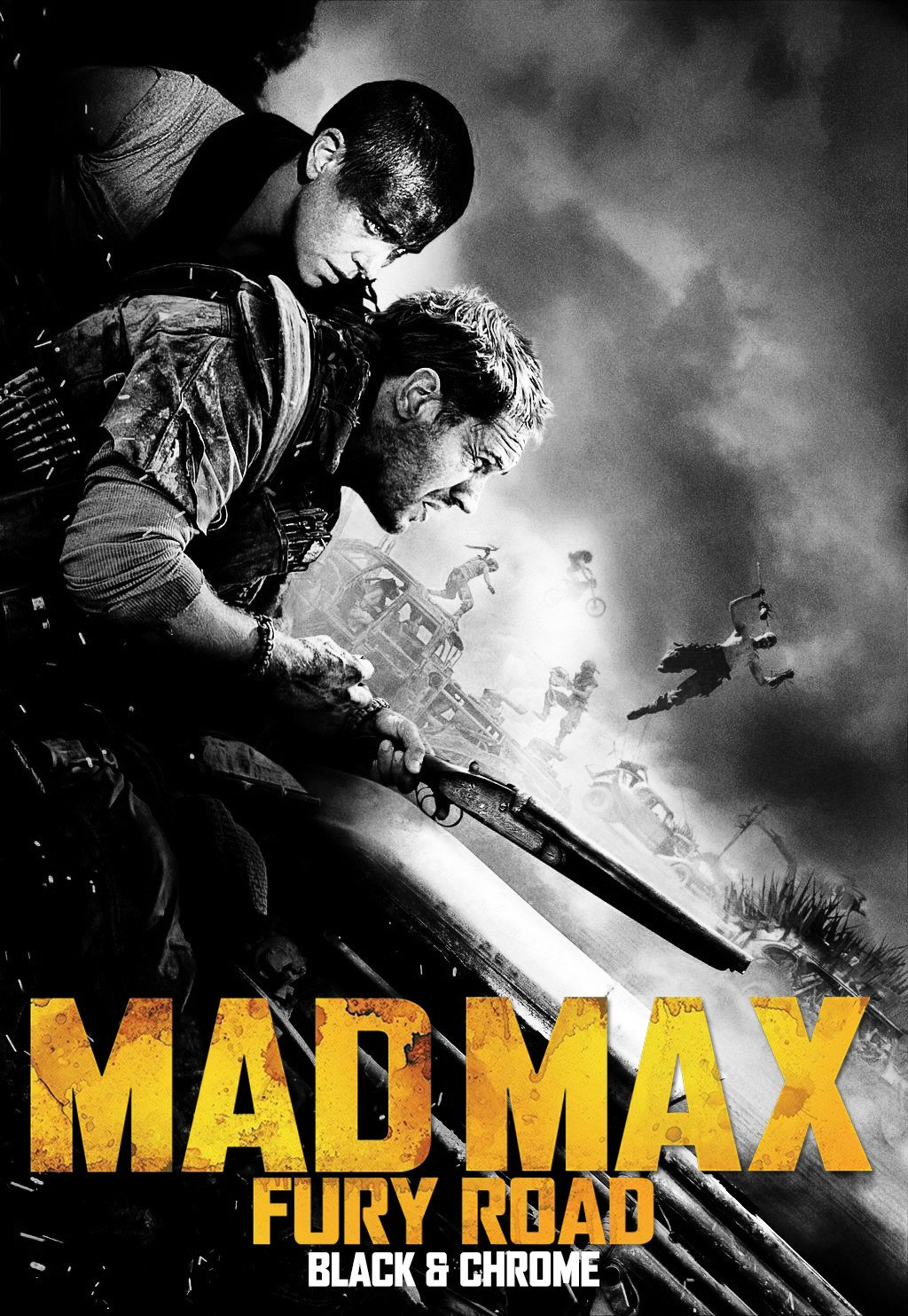 MAD MAX : FURY ROAD • BLACK & CHROME EDITION