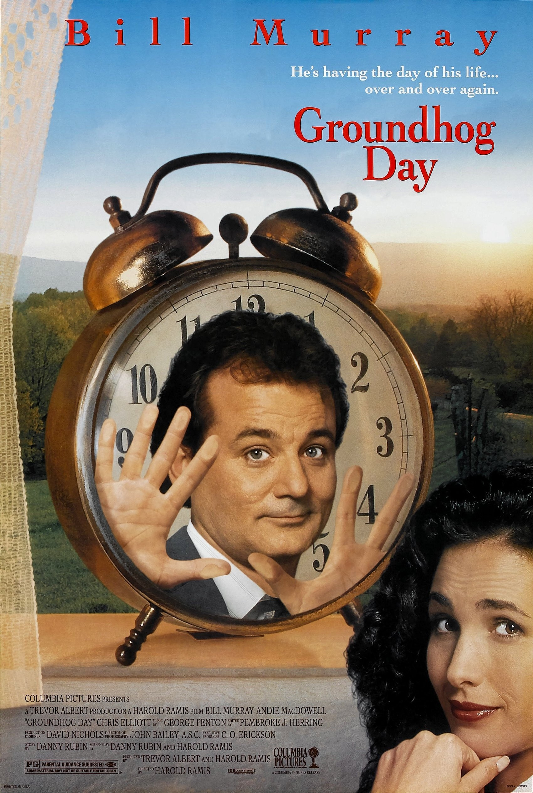 GROUNDHOG DAY on GROUNDHOG DAY