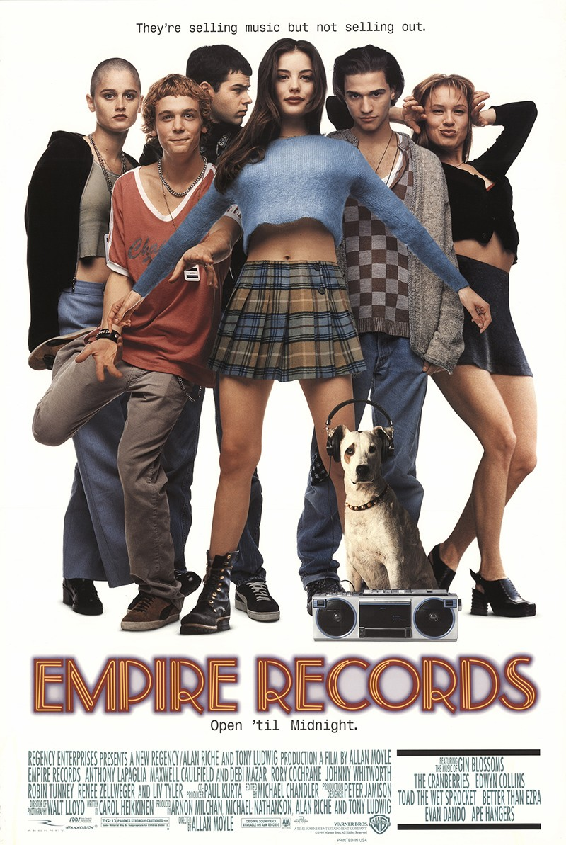 EMPIRE RECORDS [Original Version]