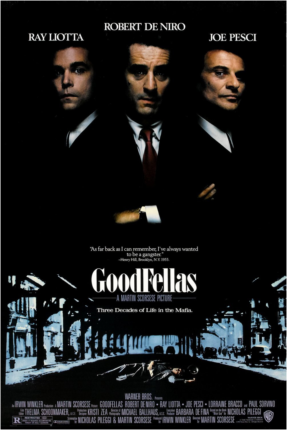 GOODFELLAS [Week Long Engagement]