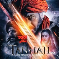 3D Tanhaji: The Unsung Warrior (Hindi)