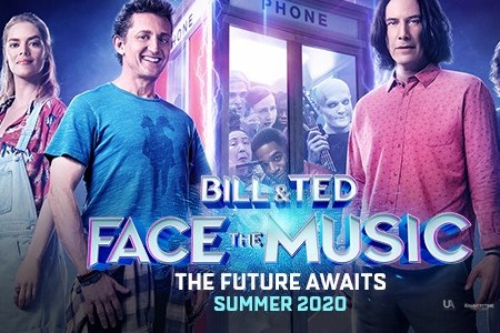 Bill & Ted Face The Music (English)