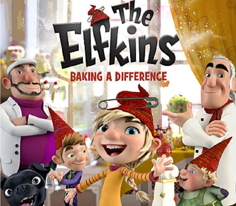 The Elfkins (English)