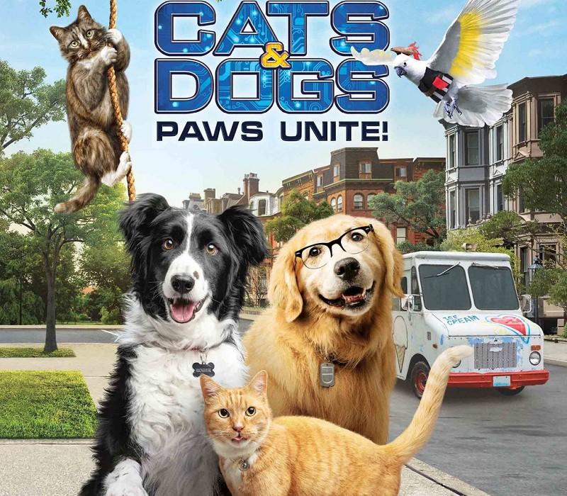 Cats & Dogs 3: Paws Unite! (English)