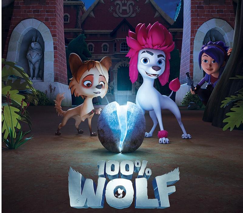 100% Wolf (English)