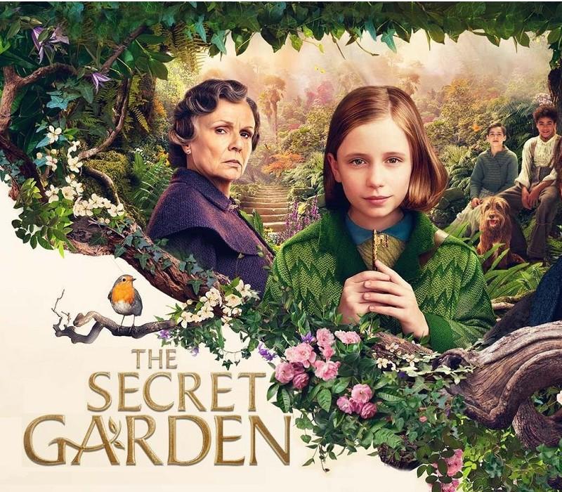 The Secret Garden (English)