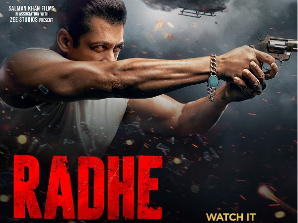Radhe: Your Most Wanted Bhai (Hindi)