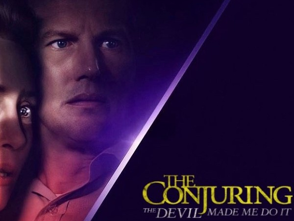 The Conjuring : The Devil Made Me Do It (English)