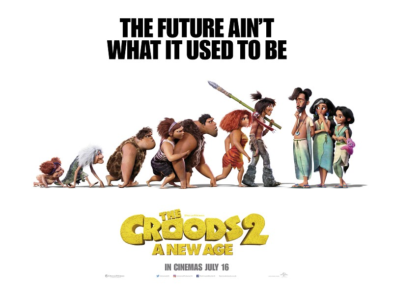 Croods 2: The New Age (English)