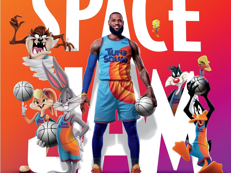 Space Jam : A New Legacy (English)