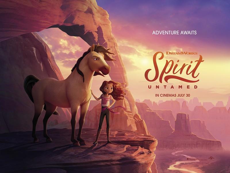 Spirit Untamed (English)